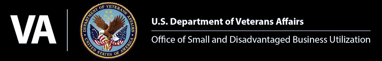 US Office Department of Veteran Affairs | Office of Small and Disadvantaged Business Utilization